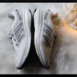 Adidas Energy Boost 3 White. Men size 8.5